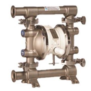 """固瑞克/GRACO FD5111 1/2""""金属壳体气动隔膜泵,FDA认证"""