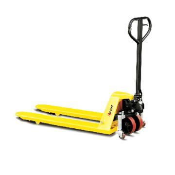 虎力 四方向型手动液压搬运车,载重(T):2/1.2,货叉宽度(mm):540