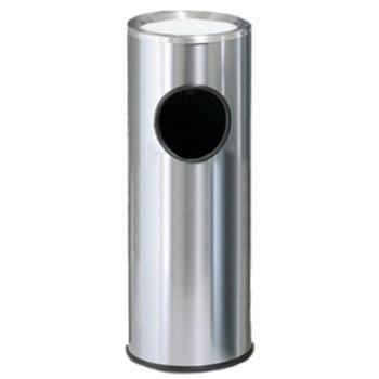 不锈钢烟灰垃圾桶,日本进口304标号