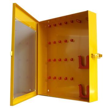 都克 二十锁锁具挂板(带门 空板),480*100*580mm,S62A