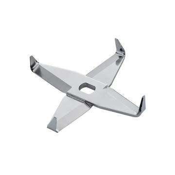 研磨机刀头,M23,不锈钢星形剪切刀头,用于粉碎纸张,蔬菜类的纤维状物料,也适用于塑料和低密度的物料