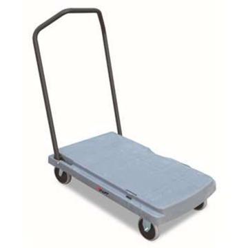 虎力 塑料轻型小推车,承重:180kg,台板尺寸长:800*520mm