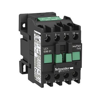 施耐德 EasyPact TVS(TeSys E)交流线圈接触器,LC1E1210M7N