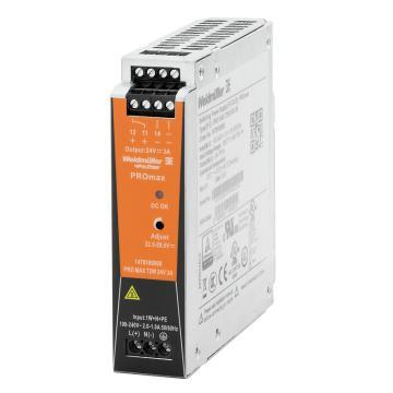 魏德米勒Weidmuller 电源模块,1478100000PRO MAX 72W 24V 3A