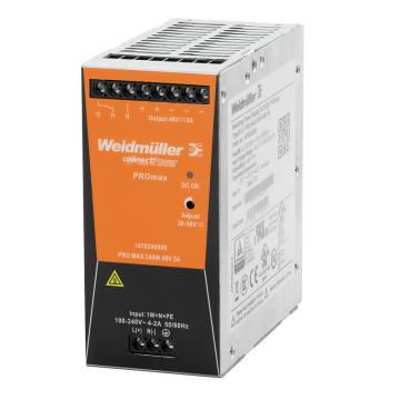 魏德米勒 电源模块,PROMAX240W24V10A(替代CP SNT 250W 24V 10A  8708680000)