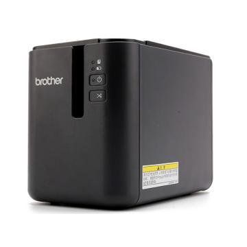兄弟(BROTHER)PT-P900W标签打印机  3.5~36mm,有线+无线