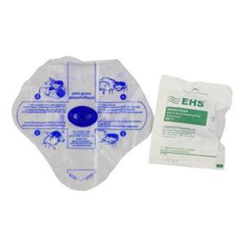 EHS带单向阀的呼吸面罩,D-006