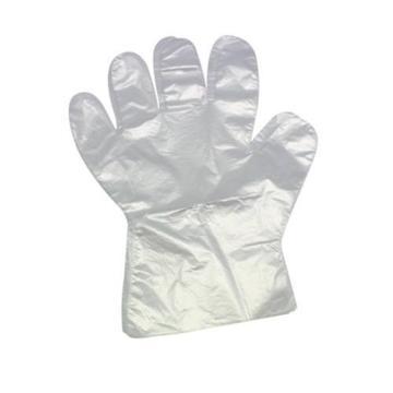 防护手套,一次性PE实验手套,100只/包(售完即止)