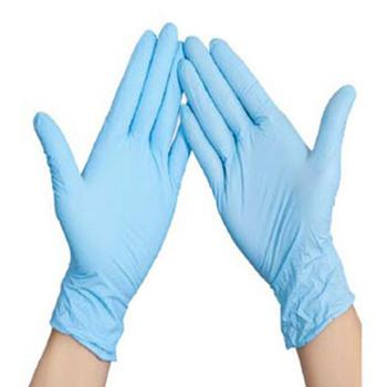 Ansell 92-670-L Touch N Tuff® 一次性丁腈手套,无粉,100只/盒