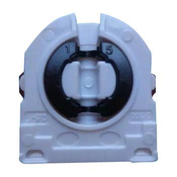 T5灯脚 背后带弹簧片(适配T5格栅灯使用) G5 单位:个
