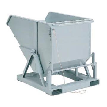 锐德 带叉车孔铁屑车,额定载重(kg):500 产品尺寸(mm):1200L*700W*800H 不含脚轮 灰白色,TXC03