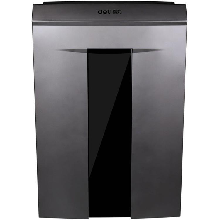 得力(deli)大容量多功能办公碎纸机, 长时间5级保密碎纸机 9906 单位:台