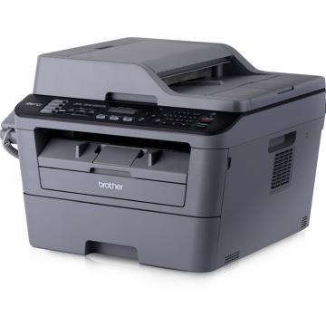 兄弟(brother) 黑白激光多功能一体机,A4(打印 复印 扫描 传真)自动双面 MFC-7480D 单位:台