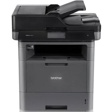 兄弟(brother) 黑白激光多功能一体机,A4(打印 复印 扫描 传真)自动双面打印机 MFC-8530DN