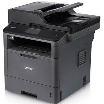 兄弟(brother) 黑白激光多功能一体机,A4(打印 复印 扫描 传真)自动双面打印 MFC-8535DN