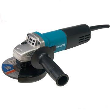 牧田角磨机,710W 前端开关, 适于125mm打磨片,9555HN
