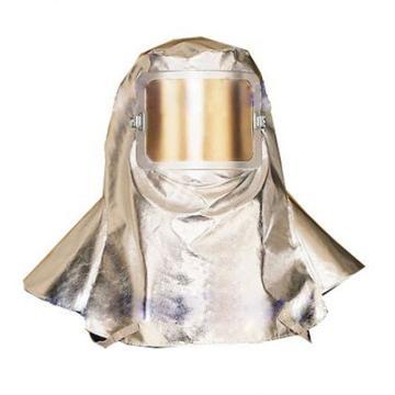 雷克兰 300系列接近式隔热头罩,金色反光面屏,309