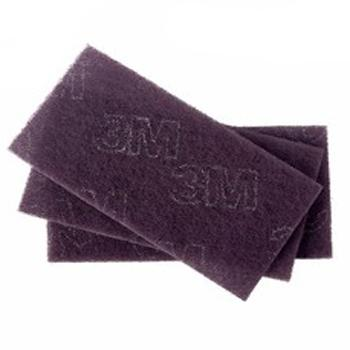 3M工业百洁布,7521C 100*200mm,60片/卷,单位:卷