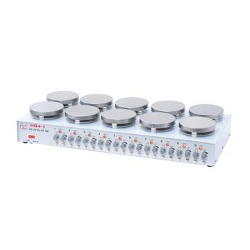 梅颖浦 磁力搅拌器(多工位),H04-1