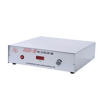 梅颖浦 不加热磁力搅拌器,H01-2