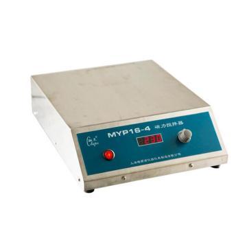 梅颖浦 不加热磁力搅拌器,MYP16-4(新)