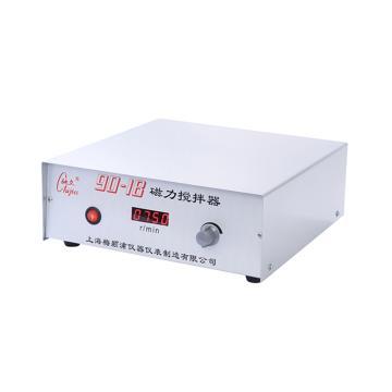 梅颖浦 不加热磁力搅拌器,90-1B