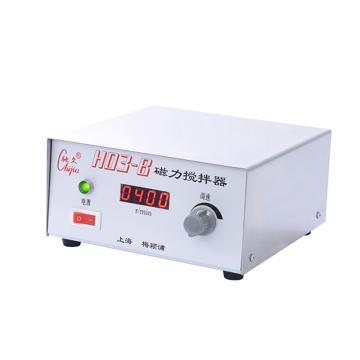 梅颖浦 不加热磁力搅拌器,H03-B