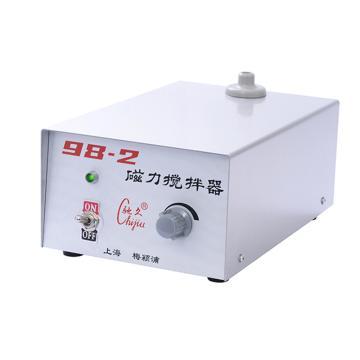 梅颖浦 不加热磁力搅拌器,98-2