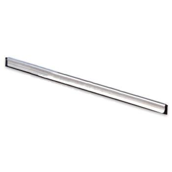 """艾特瑞 不锈钢玻璃刮,不锈钢玻璃刮连胶条,18""""(45cm) 1241,12根/盒 不含手柄 单位:盒"""