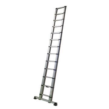 稳耐 铝合金竹节梯 梯级数:10 额定载荷150kg 收拢长1.01m 完全展开长3.2m,BL11-1(售完即止)