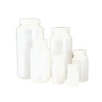 广口瓶,125ml,HDPE