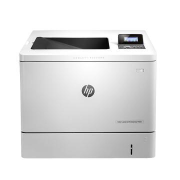 惠普(HP) 彩色激光打印机,A4自动双面+有线网络 M553dn 单位:台