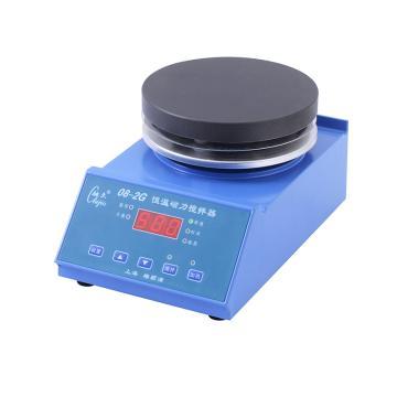梅颖浦 恒温磁力搅拌器,08-2G