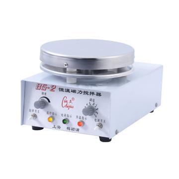 梅颖浦 恒温磁力搅拌器,85-2