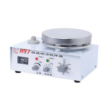 梅颖浦 恒温磁力搅拌器,H97