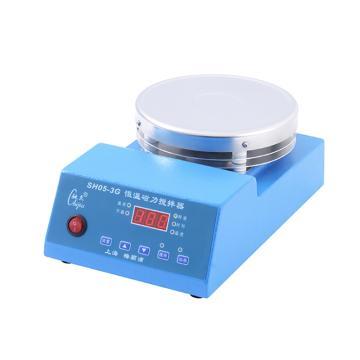 梅颖浦 恒温磁力搅拌器,SH05-3G