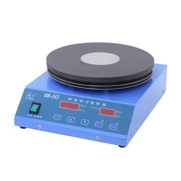 梅颖浦 恒温磁力搅拌器,08-3G