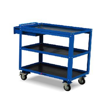 虎力 钢制工具车(带抽屉),额定载重(kg):200 台面尺寸(mm):800*450,CV20C