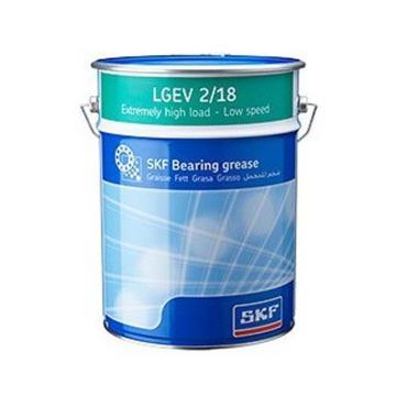 SKF轴承润滑脂,LGEV 2/18