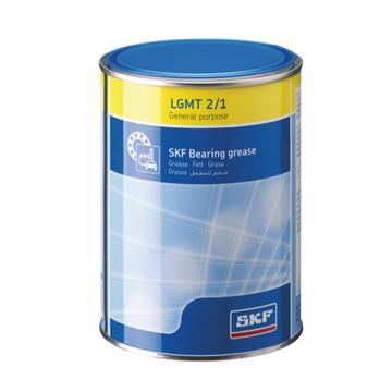 斯凯孚SKF 轴承润滑剂,LGMT 2/1,1kg/罐