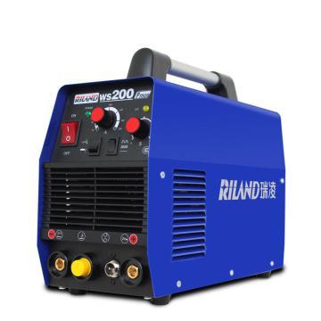 瑞凌带脉冲氩弧焊/手工焊两用焊机,WS200P,220V
