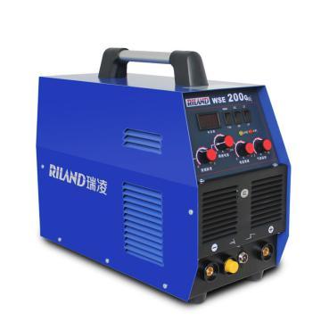 瑞凌 交直流方波氩弧焊机不锈钢焊机铝焊机,WSE-200G,220V