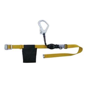 奎楼 安全腰带,GZ-Y速差式安全带,单挂点式安全带 1.5米