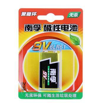 南孚碱性电池,9V