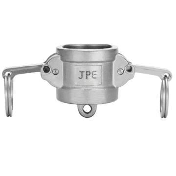JPE AS6-DC250 不锈钢316双扣式塞头插座
