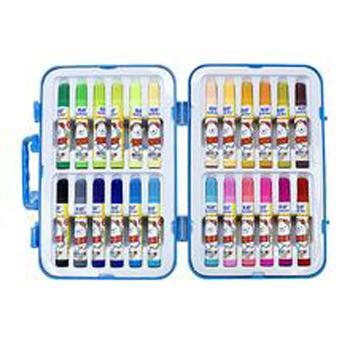 真彩 色酷丫绘画水彩笔, 2646A-18 单位:盒