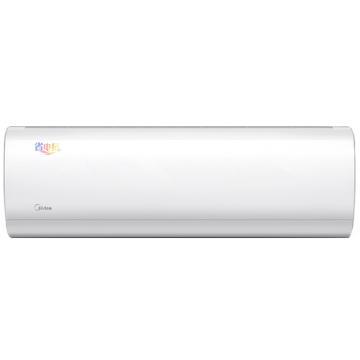 美的 省电星1匹变频冷暖壁挂式空调,KFR-26GW/BP2DN1Y-DA300(B3)E,手机智能操控,区域限售