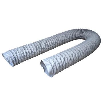 宝丰 耐高温风管,管口直径100mm,长度10m,耐高温350℃