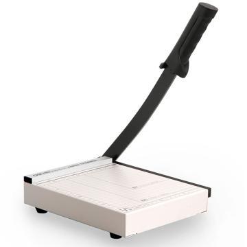 得力(deli) 钢质切纸机/切纸刀/裁纸刀/裁纸机,8016 200mm*180mm 单位:把