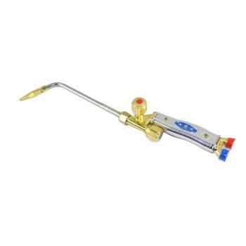 日出 大武士款射吸式焊炬,H01-12,适用氧气、乙炔,切割能力6-12mm,标配割嘴型号M1/M2/M3/M4/M5